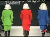 """""""Emanuel Ungaro"""" Autumn Winter 1995 1996 Paris 3 of 6 pret a porter woman by FashionChannel"""