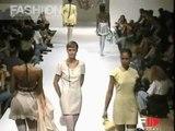 """""""Chiara Boni"""" Spring Summer 1995 Milan 2 of 3 pret a porter woman by FashionChannel"""