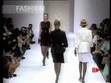 """Sportmax"" Spring Summer 1995 Milan 1 of 6 pret a porter woman by FashionChannel"