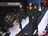 """Karl Lagerfeld"" Autumn Winter 1992 1993 Paris 1 of 4 Pret a Porter Woman by FashionChannel"