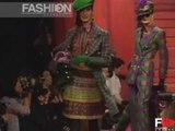 """Christian Lacroix"" Autumn Winter 1992 1993 Paris 1 of 3 Pret a Porter Woman by FashionChannel"