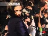 """""""Claude Montana"""" Autumn Winter 1992 1993 Paris 2 of 3 Pret a Porter Woman by FashionChannel"""