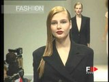"""""""Gucci"""" Spring Summer 1995 Milan 1 of 4 pret a porter woman by FashionChannel"""