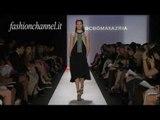 """BCBG Max Azria"" Spring Summer 2012 New York HD 2 of 2 pret a porter women by FashionChannel"