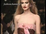 """Valentino"" Spring Summer 1992 Paris 3 of 3 Pret a Porter Woman by FashionChannel"
