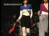 """""""Sonia Rykiel"""" Spring Summer 1992 Paris 1 of 3 Pret a Porter Woman by FashionChannel"""