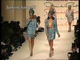 """Oscar De La Renta"" Spring Summer 1992 New York 1 of 3 Pret a Porter Woman by FashionChannel"