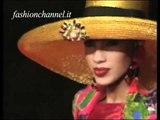 """Christian Lacroix"" Spring Summer 1992 Paris 3 of 3 Pret a Porter Woman by FashionChannel"
