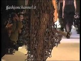 """""""Romeo Gigli"""" Spring Summer 1992 Milan 3 of 3 Pret a Porter Woman by FashionChannel"""