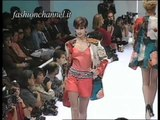 """""""Luciano Soprani"""" Spring Summer 1992 Milan 2 of 2 Pret a Porter Woman by FashionChannel"""