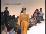 """Trussardi"" Spring Summer 1994 Milan 2 of 3 pret a porter woman by FashionChannel"
