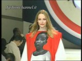 """""""JC de Castelbajac"""" Spring Summer 1994 Paris 4 of 4 pret a porter woman by FashionChannel"""