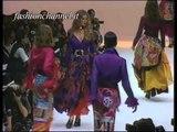 """Byblos"" Spring Summer 1993 Milan 3 of 3 pret a porter woman by FashionChannel"