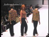 """""""Missoni"""" Spring Summer 1994 Milan 2 of 4 pret a porter woman by FashionChannel"""