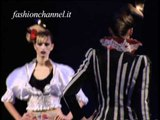 """Christian Lacroix"" Spring Summer 2001 Paris 2 of 5 Haute Couture by FashionChannel"