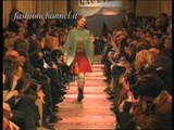 """Jean Paul Gaultier"" Spring Summer 1994 Paris 1 of 5 pret a porter woman by FashionChannel"