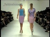 """""""Calvin Klein"""" Spring Summer 2001 New York 1 of 4 pret a porter woman by FashionChannel"""