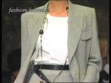 """Cerruti"" Spring Summer 1994 Paris 1 of 4 pret a porter woman by FashionChannel"