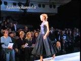 """""""Paco Rabanne"""" Spring Summer 2001 Paris 3 of 3 pret a porter woman by FashionChannel"""