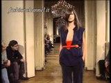 """Dirk Bikkembergs"" Spring Summer 2001 Paris 2 of 2 pret a porter woman by FashionChannel"
