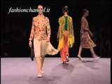 """Dries Van Noten"" Spring Summer 2001 Paris 3 of 3 Pret a Porter Woman by FashionChannel"
