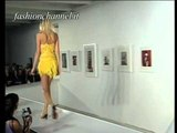 """""""DKNY"""" Spring Summer 2001 New York 2 of 2 pret a porter woman by FashionChannel"""