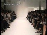 """Burberry"" Spring Summer 2001 Milan 4 of 4 Menswear by FashionChannel"