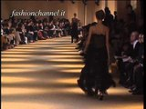 """""""Romeo Gigli"""" Spring Summer 2001 Paris 4 of 4 pret a porter woman by FashionChannel"""