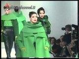 """""""Claude Montana"""" Autumn Winter 1988 1989 Paris 1 of 2 pret a porter woman by FashionChannel"""