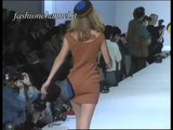 """Junko Shimada"" Autumn Winter 1991 1992 Paris 1 of 3 Pret a Porter Woman by FashionChannel"