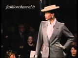 """Yves Saint Laurent"" Spring Summer 2001 Paris 1 of 10 Haute Couture by FashionChannel"