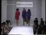 """""""Raffaella Curiel"""" Autumn Winter 1991 1992 Rome 6 of 12 Haute Couture Woman by FashionChannel"""