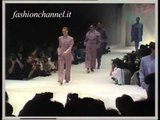"""Byblos"" Autumn Winter 1988 1989 Milan 1 of 2 pret a porter woman by FashionChannel"