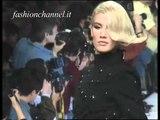 """""""Claude Montana"""" Autumn Winter 1991 1992 Paris 3 of 3 Pret a Porter Woman by FashionChannel"""