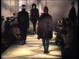 """Romeo Gigli"" Autumn Winter 1991 1992 Milan 1 of 4 pret a porter woman by FashionChannel"