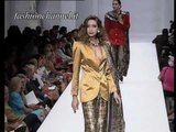 """""""Renato Balestra"""" Autumn Winter 1991 1992 Rome 3 of 11 Haute Couture Woman by FashionChannel"""
