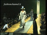 """Issey Miyake"" Autumn Winter 1994 1995 Paris 4 of 8 pret a porter woman by FashionChannel"