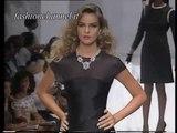 """""""Raffaella Curiel"""" Autumn Winter 1991 1992 Rome 8 of 12 Haute Couture Woman by FashionChannel"""