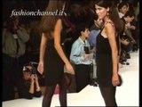 """Enrico Coveri"" Spring Summer 1991 Milan 3 of 4 pret a porter woman by FashionChannel"