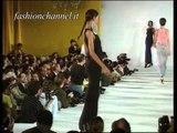 """Geoffrey Beene"" Spring Summer 1991 New York 2 of 2 pret a porter woman by FashionChannel"