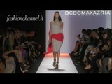 """BCBG Max Azria"" Spring Summer 2012 New York HD 1 of 2 pret a porter women by FashionChannel"