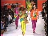 """Enrico Coveri"" Spring Summer 1991 Milan 1 of 4 pret a porter woman by FashionChannel"