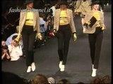 """""""Sonia Rykiel"""" Spring Summer 1991 Paris 2 of 4 pret a porter woman by FashionChannel"""