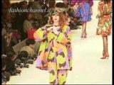 """Yves Saint Laurent"" Spring Summer 1991 Paris 4 of 4 pret a porter woman by FashionChannel"