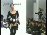 """Dolce&Gabbana"" Spring Summer 1991 Milan 2 of 3 pret a porter woman by FashionChannel"