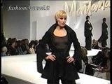 """""""Claude Montana"""" Autumn Winter 1993 1994 Paris 7 of 7 pret a porter woman by FashionChannel"""