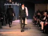 """Alexander McQueen"" Autumn Winter 2009 2010 Paris 3 of 3 pret a porter menswear by FashionChannel"