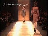 """Kristina Ti"" Autumn Winter 2009 2010 Milan 2 of 4 pret a porter woman by FashionChannel"