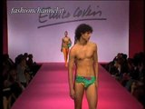 """Enrico Coveri"" Spring Summer 2001 Milan 1 of 3 pret a porter women/men by FashionChannel"