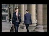 """""""Dries Van Noten"""" Spring Summer 2010 part2 pret a porter men by FashionChannel"""